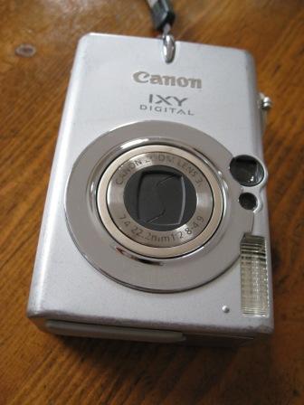 CANON IXY 500
