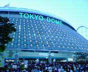 ライブハウス「東京ドーム」へようこそ!?