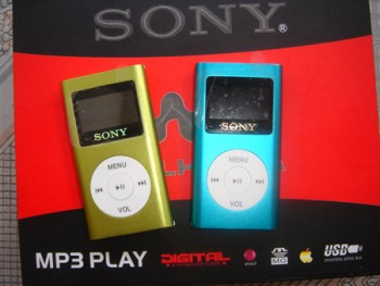 SONY製 iPod mini