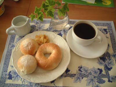 さぐー家の朝食
