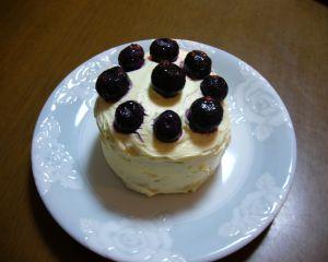 ハニーのバースデーケーキ