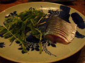 水菜と鯖くん
