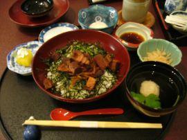 角煮丼~♪