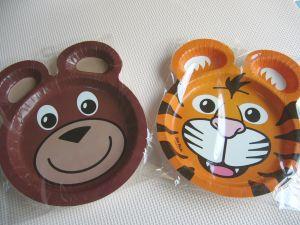 クマさんとトラさん