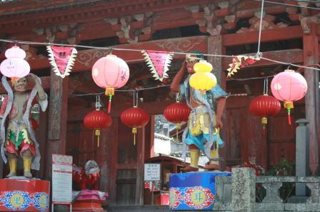 興福寺の入り口