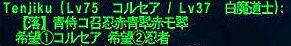 090819 裏ザルカ・ドロップ品