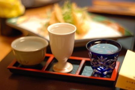 久保田利き酒