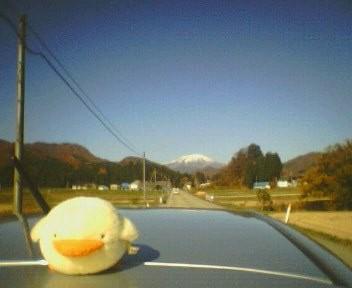 出羽富士こと鳥海山