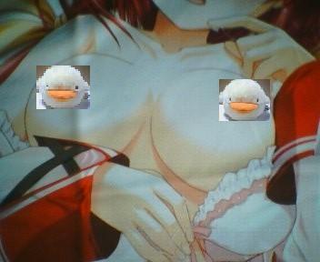 『仁乃&すみれ』描き下ろし等身大ベッドシーツ