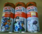 UCC COFFEEミルク&コーヒー ヱヴァンゲリヲン缶