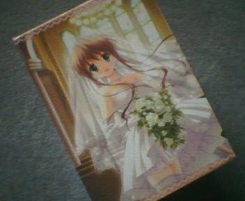 長瀬湊ちゃんのウエディングドレス姿