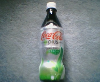 コカ・コーラ プラス カテキン