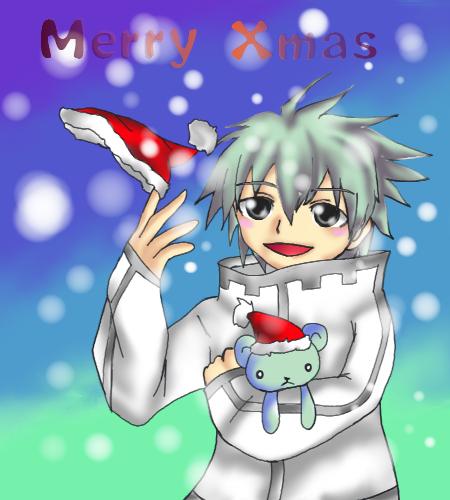 クリスマスワイト(・ω・)