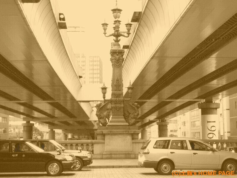 日本橋(セピア)