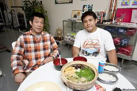 宮戸味徳と料理BAKA菊田
