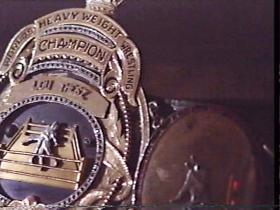 プロレスリング世界ヘビー級ベルト
