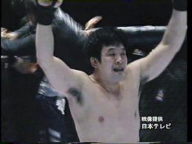 「プロレスラーは強いんです」