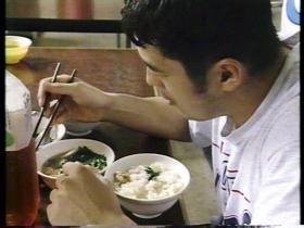 高田食事風景