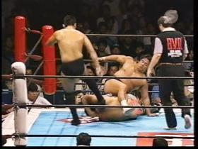 代わった永田はお返しとばかり、