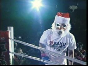 SAKU入場@メリークリスマス