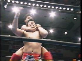 田村は再度スリーパー