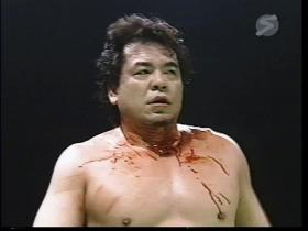 三沢も痛々しい、