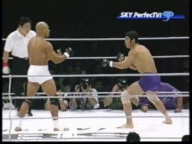 高田ヒクソン初戦