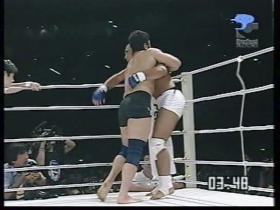 高田ヒクソン再戦
