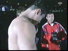 高田引退試合にて