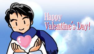 ハッピーバレンタイン♪