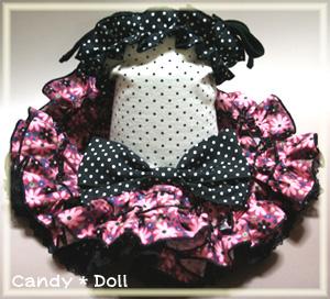ドッグウェア【Candy * Doll】