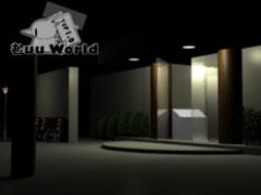 3DCG練習マンション2002