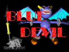 3DCG練習ブルーデビル02-2002