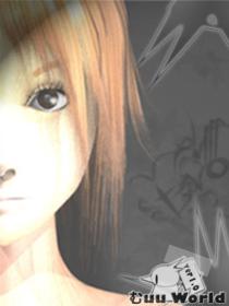 3DCG練習オリジナルガール2002