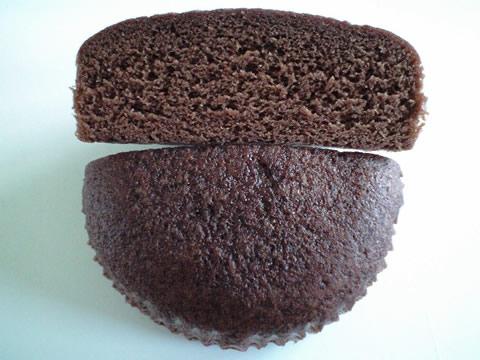 熟成まろやか ショコラ蒸しケーキ