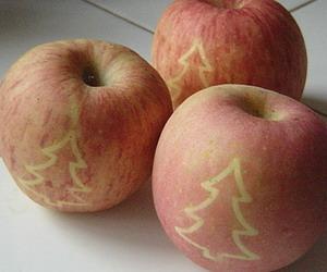 絵のあるりんご