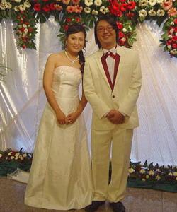 ジェーンの結婚式1