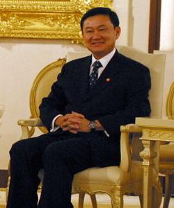 タクシン元首相