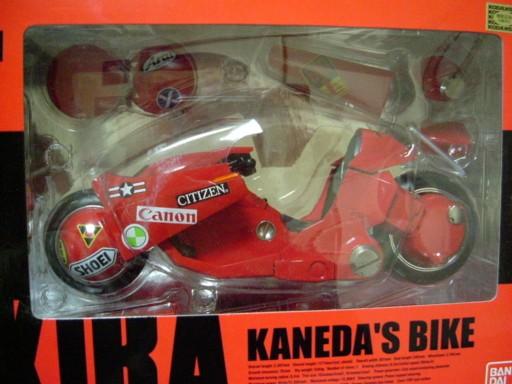 金田のバイク2