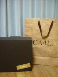 ca4la 袋と箱