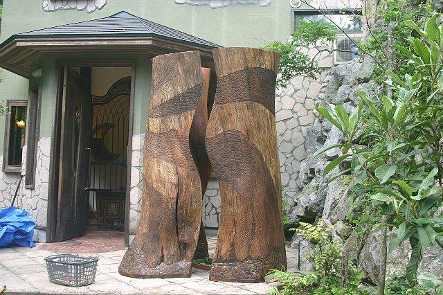 樹霊と蓮 写真 012