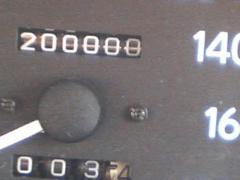 200万キロ