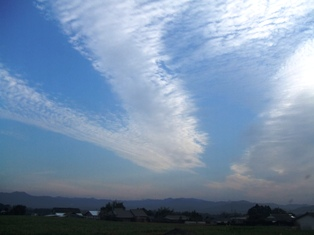 07年冬の雲