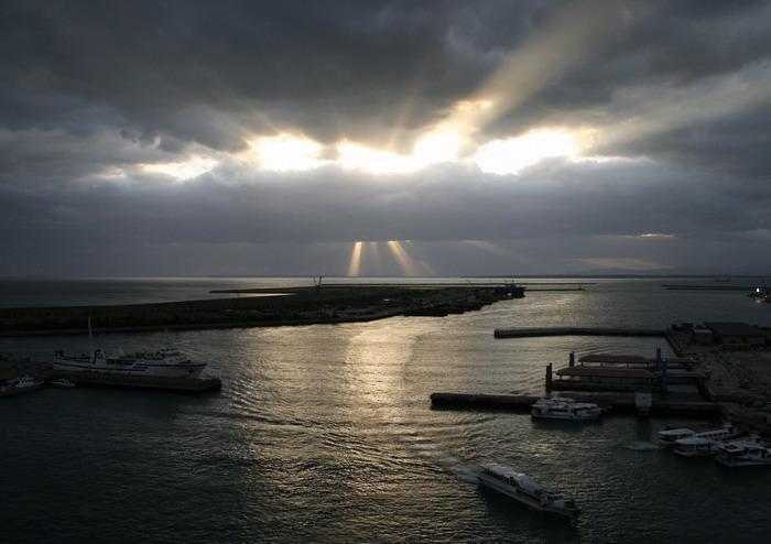 cloud & sun