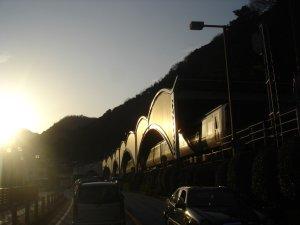 箱根湯本の駅