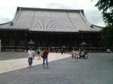 西本願寺・本堂
