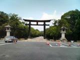橿原神宮大鳥居