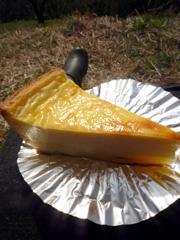 人吉のラッキーブランチのチーズケーキ食べ比べ!