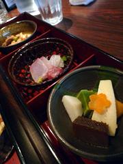 下通の和食ダイニング GOZEN橘でおいしいランチ御膳!