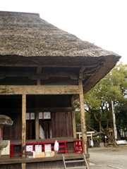 熊本県初の国宝☆人吉の青井阿蘇神社。
